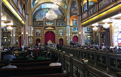 В Египте вспоминают жертв катастрофы российского А321 над Синаем