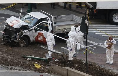 Uber подтвердила, что исполнитель теракта в Нью-Йорке работал водителем такси