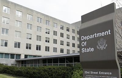 Госдеп: США пока не приостанавливают визовую лотерею