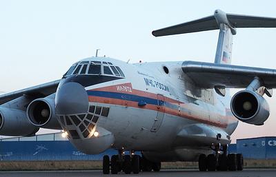 МЧС России готовит к отправке самолет с гуманитарной помощью Вьетнаму