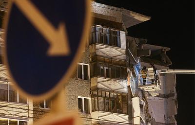 Число погибших в результате обрушения дома в Ижевске возросло до семи