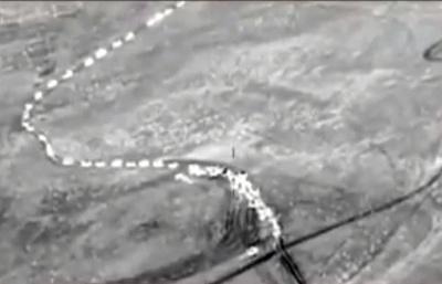 Минобороны РФ: США отказались бомбить отступающую из Бу-Кемаля колонну террористов ИГ