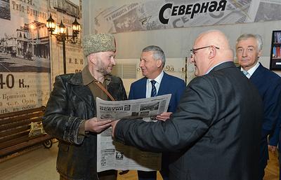 Газета «Северная Осетия» к 100-летнему юбилею выпустила тираж с новостями 1917 года