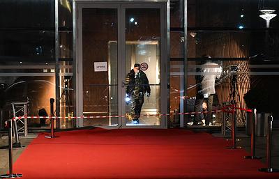 Задержаны четверо участников нападения на охранников в «Москва-Сити»