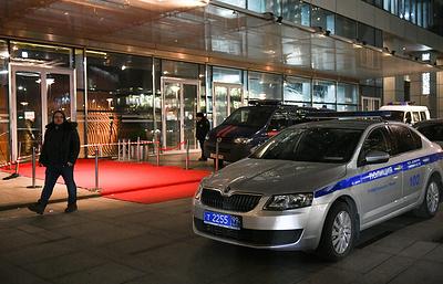ФГУП «Охрана» опровергло данные об охране бизнесмена во время перестрелки в «Москва-Сити»