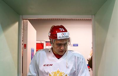 Хоккеист ЦСКА Капризов отметил характер команды в матче КХЛ с
