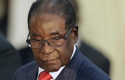 AFP: президент Зимбабве Роберт Мугабе согласился уйти в отставку