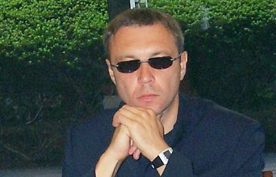 Виктор Пелевин отмечает 55-летие