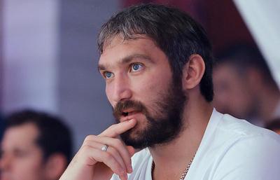 Овечкин заявил об открытии сайта созданного им общественного движения Putin Team