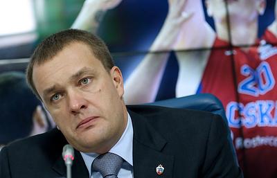 Ватутин: FIBA и Евролиге нужно найти решение вопроса участия игроков в матчах сборных
