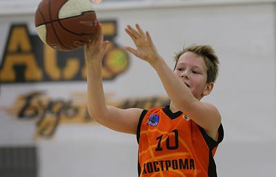 Спорткомплекс «Юниор» стал подарком для волейболистов и баскетболистов Костромы