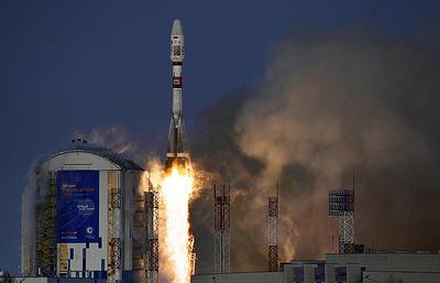 В Якутии зафиксировали четыре точки падения фрагментов запущенной с Восточного ракеты