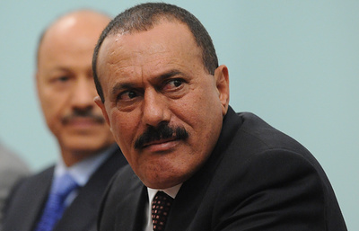 Биография экс-президента Йемена Али Абдаллы Салеха