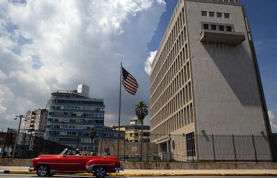 Reuters: Трамп сменит временного поверенного США в Гаване
