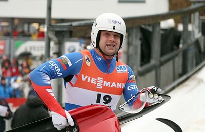 Саночник Павличенко готов ехать на ОИ под олимпийским флагом, так как у него нет выбора
