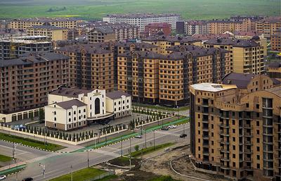 В столице Ингушетии не будут выделять землю под индивидуальное жилищное строительство