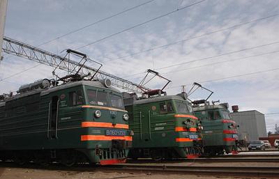РЖД планируют увеличить закупки локомотивов в 2018 году на 30%