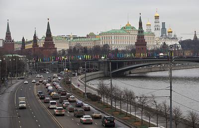 Потепление в Москве достигнет пика в субботу