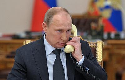 Путин и Трамп обсудили урегулирование ядерной проблемы Корейского полуострова