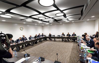 Восьмой раунд межсирийских переговоров в Женеве стал «упущенной золотой возможностью»