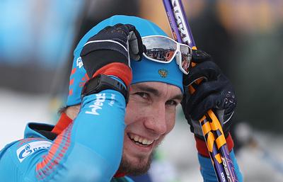 Биатлонист Логинов считает, что промах помешал ему бороться за медаль на этапе КМ