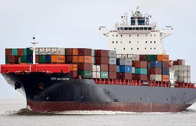 Ставки на контейнерные перевозки в предрождественскую неделю остались без изменений