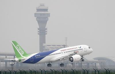Пассажиропоток аэропорта Шанхая на международных направлениях превысил 35 млн человек