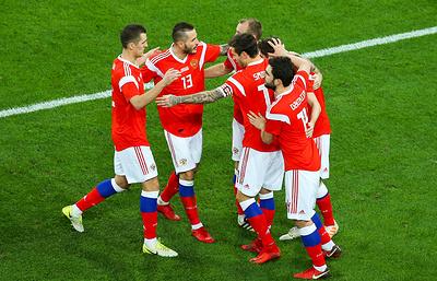 Сборная России по футболу примет в Москве команду Турции 5 июня