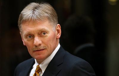 Песков назвал прерогативой властей Вашингтона переименование улицы у посольства РФ
