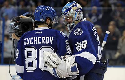 Овечкин, Кучеров и Василевский примут участие в Матче всех звезд НХЛ