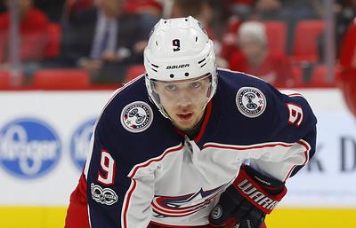 Шайба Панарина не спасла «Коламбус» от поражения в матче НХЛ против «Баффало»