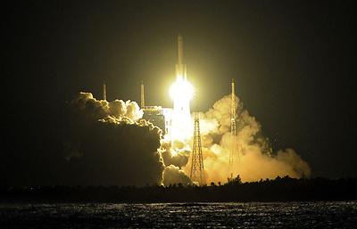 Китай вывел на орбиту два навигационных спутника BeiDou