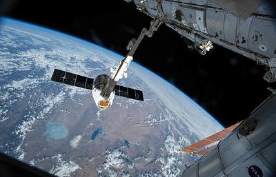 Корабль Dragon доставит с МКС на Землю почти 2 тонны грузов