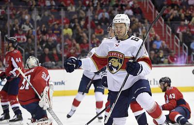 «Флорида» проиграла «Калгари» в матче НХЛ, несмотря на две шайбы Дадонова