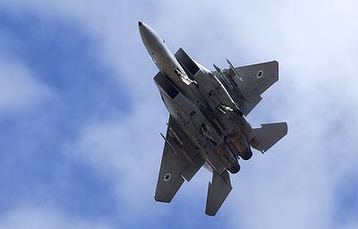 Израиль поразил цели ХАМАС в секторе Газа