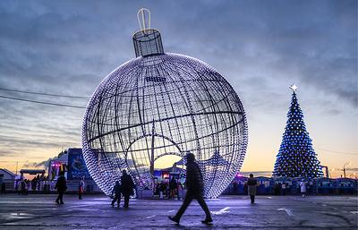 Температура воздуха в Москве в воскресенье опустится до минус 6 градусов