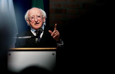 Президент Ирландии выразил соболезнования в связи со смертью солистки The Cranberries
