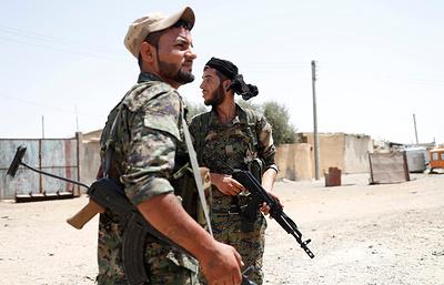 СМИ: Турция планирует массированный авиаудар по позициям курдов в Сирии
