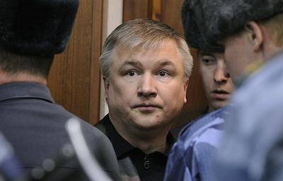 Осужденному пожизненно экс-сенатору Изместьеву отказали в помиловании