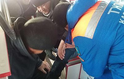 Пятеро выживших при возгорании автобуса в Казахстане отказались от госпитализации