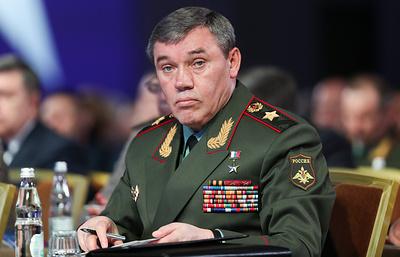 Начальник Генштаба ВС РФ обсудил с коллегой из Турции ситуацию в Сирии