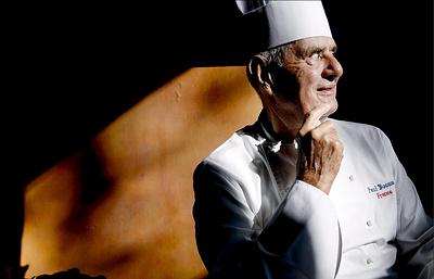 Во Франции умер шеф-повар и ресторатор Поль Бокюз