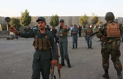 СМИ: группа вооруженных боевиков напала на Intercontinental Hotel в Кабуле