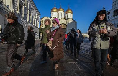 Рекордные 1,5 млн китайских туристов посетили Россию в 2017 году