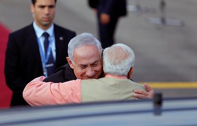 Что стоит за сближением Израиля и Индии
