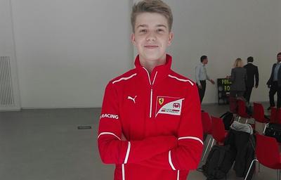 Россиянин Шварцман стал призером гонок третьего этапа Toyota Racing Series