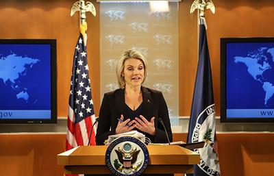 Госдепартамент заявил о намерении США «заново отстроить» отношения с РФ