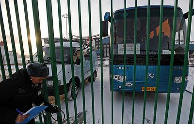 Около 2 тыс. контрабандных сотовых телефонов задержали на границе РФ и КНР в Забайкалье