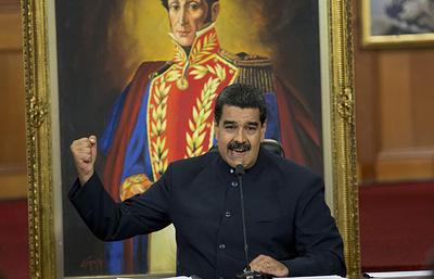 Мадуро: в Венесуэле не произойдет государственного переворота