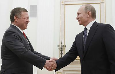 Российско-иорданские отношения. Досье